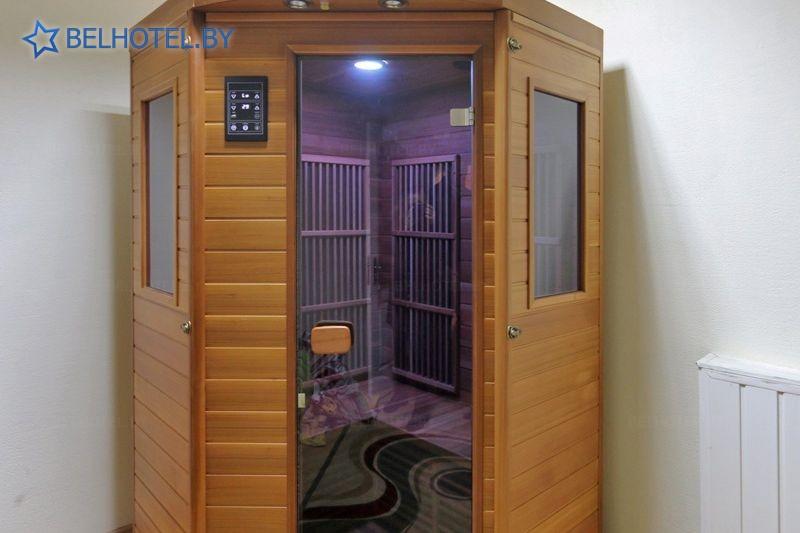 Hotels in Belarus - health-improving complex Sputnik Jdanovichi - Bath, sauna