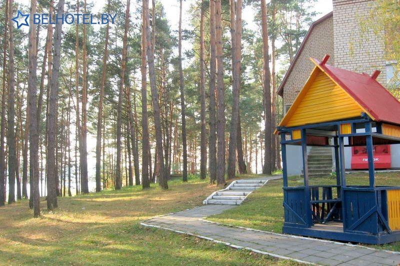 Гостиницы Белоруссии Беларуси - оздоровительный комплекс Спутник - Ждановичи - Окрестные пейзажи